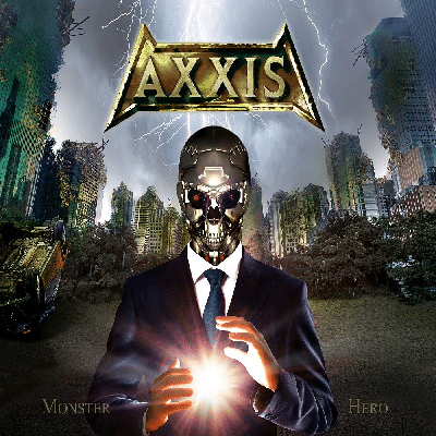 AXXIS: Monster Hero