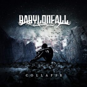 "BABYLONFALL: Video-Clip vom neuen Melodic Death Metal Debütalbum ""Collapse"""
