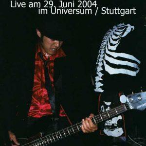 BALZAC: Live am 29. Juni 2004 im Stuttgarter Universum