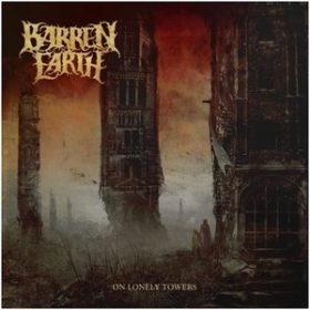 BARREN EARTH: veröffentlichen Titeltrack