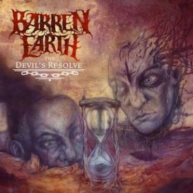BARREN AERTH: Webseite zum neuen Album ´The Devil´s Resolve´