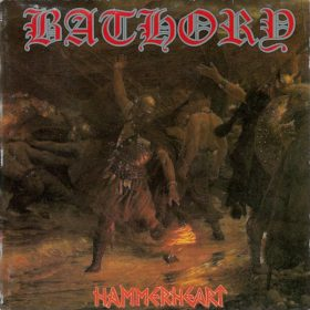 bathory Hammerheart cover