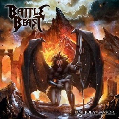 "BATTLE BEAST: Lyric-Video zu ""Touch In The Night"""