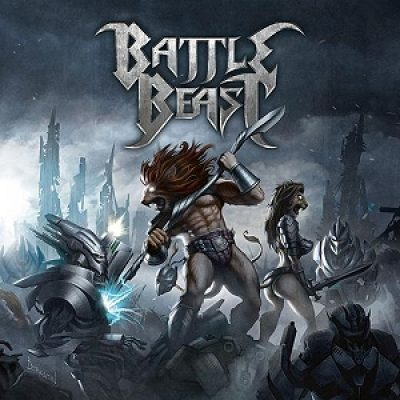 "BATTLE BEAST: neuer Song ""Over The Top"""