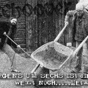 BEEHOOVER: Morgens um sechs ist die Welt noch……Metal?!