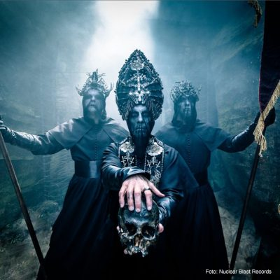 "BEHEMOTH: Video zu ""Rom 5:8"" & Tour mit SLIPKNOT"