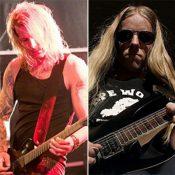 BELOW: Gitarrist Gitarrist Berg verlässt die Band, Ersatzmann für Konzerte