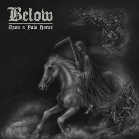 "BELOW: zweite Single von ""Upon A Pale Horse"""