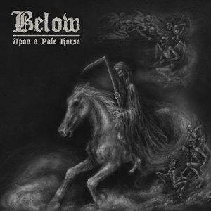 "BELOW: dritter Song von ""Upon A Pale Horse"""