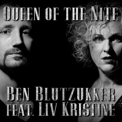 ben-blutzukker-liv-kristine-queen-of-the-nite-cover