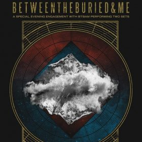 BETWEEN THE BURIED AND ME: Europatour im Herbst