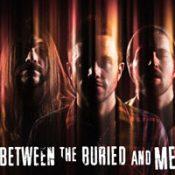 BETWEEN THE BURIED AND ME: Im Oktober 2012 auf Tour