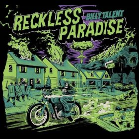 "BILLY TALENT: neue Single ""Reckless Paradise"" & neues Album im Herbst"