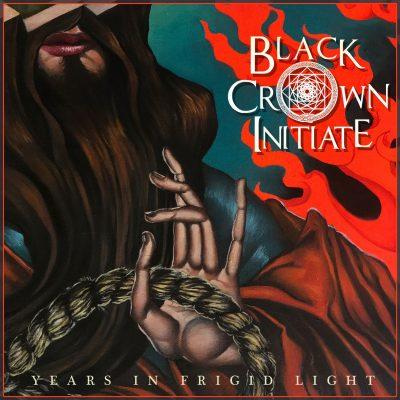 """BLACK CROWN INITIATE: neue Single """"Years in Frigid Light"""""""