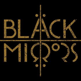 "BLACK MIRRORS: Live-Video ""Lay My Burden Down"" & Tour"