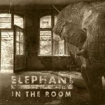 Blackballed - Elephant In The Room - CD-Cover