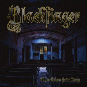 "BLACKFINGER: ex-TROUBLE-Sänger veröffentlicht Album ""When Colors Fade Away"""