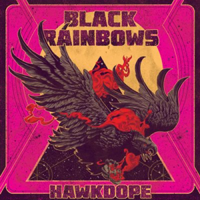 "BLACK RAINBOWS: neues Album ""Hawkdope"""