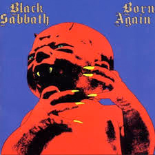 BLACK SABBATH Born Again CD Cover