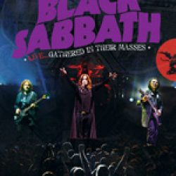 "BLACK SABBATH: Live-DVD ""Live…Gathered in Their Masses"""