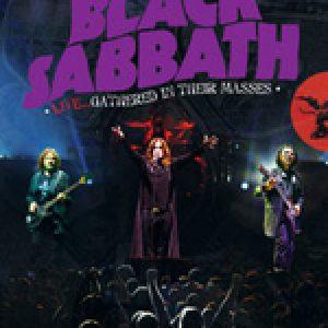 "BLACK SABBATH: Live-DVD ""Live…Gathered in Their Masses"""