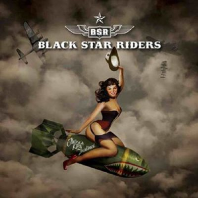 "BLACK STAR RIDERS: Cover & Tracklist von  ""The Killer Instinct"""
