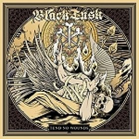 "BLACK TUSK: ""Tend No Wounds"" – EP im Stream"