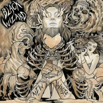 "BLACK WIZARD: dritter Song von ""New Waste"""