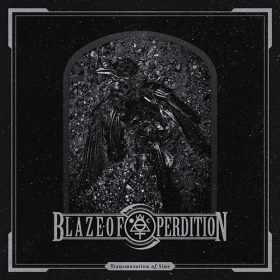 "BLAZE OF PERDITION: 7″ Single ""Transmutation Of Sins"" & Tour im November"