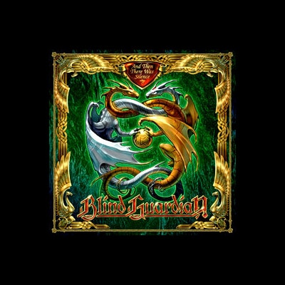 BLIND GUARDIAN: And Then There Was Silence [MaxiCD]