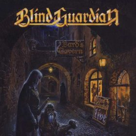 DEUTSCHE ALBUMCHARTS: mit BLIND GUARDIAN und ICED EARTH