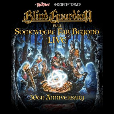 "BLIND GUARDIAN: ""Somewhere Far Beyond""-Jubiläumstour im Herbst 2021"