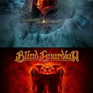 "BLIND GUARDIAN: neues Album ""Beyond The Red Mirror"""