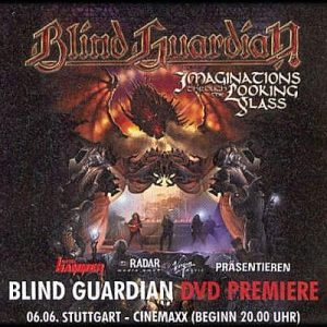 BLIND GUARDIAN: Imaginations Through The Looking Glass, Cinemaxx, Stuttgart, 6.6.2004