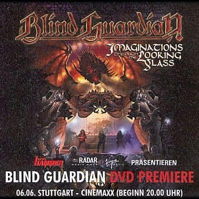 BLIND GUARDIAN: Imaginations Through The Looking Glass, Cinemaxx, Stuttgart, 6.6.2004