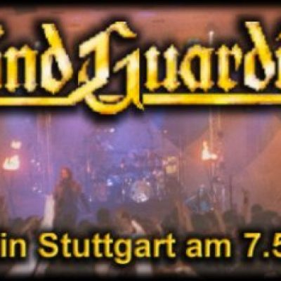 BLIND GUARDIAN: Live im Messe Congresscentrum B in Stuttgart am 07.05.2002
