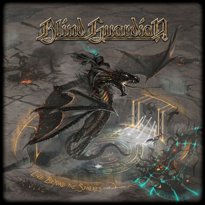 "BLIND GUARDIAN: dritter Clip vom Livealbum ""Live Beyond The Spheres"""