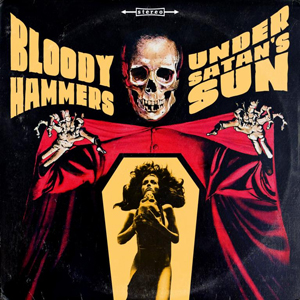 "BLOODY HAMMERS: Video zu ""Death Does Us Part"""