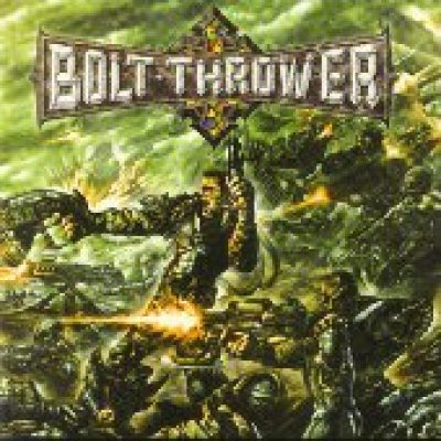 BOLT THROWER: Honour – Valour – Pride