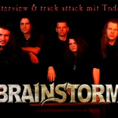 BRAINSTORM: Interview & Lauschangriff mit Todde