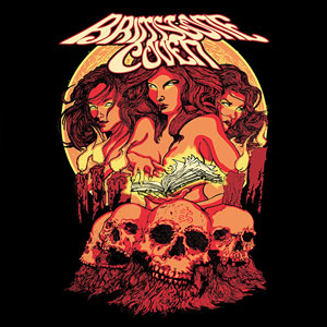 BRIMSTONE COVEN: dritter Song online
