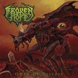 """BROKEN HOPE: neues Album """"Omen Of Disease""""  im Hebst"""