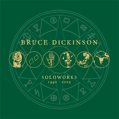 bruce dickinson soloworks CD Cover