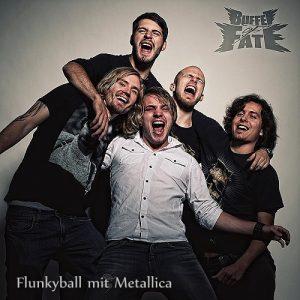 BUFFET OF FATE: Flunkyball mit Metallica
