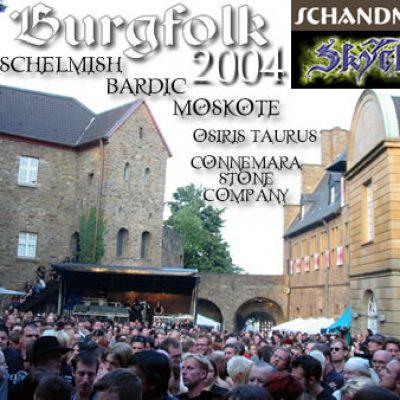 BURGFOLK 2004: Der Bericht