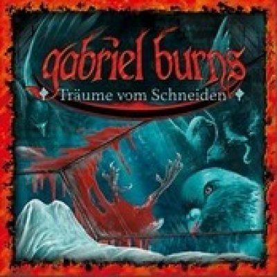 GABRIEL BURNS: Folge 42 – Träume vom Schneiden [Hörspiel]