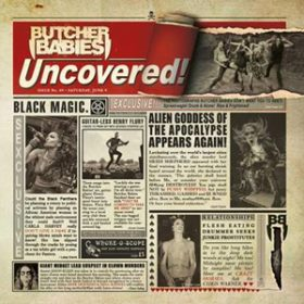"BUTCHER BABIES: Cover-EP ""Uncovered"""