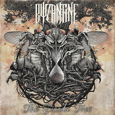 "BYZANTINE: dritter Song vom neuen Album ""The Cicada Tree"""
