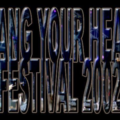BANG YOUR HEAD 2002: Der Festivalbericht