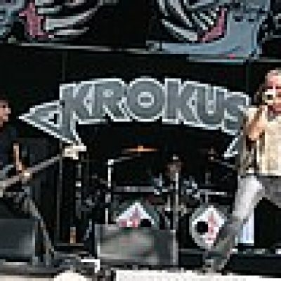 KROKUS: Deal bei AFM Records